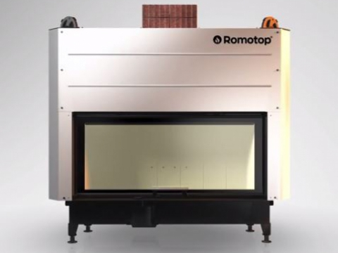 NEW VIDEO ABOUT ROMOTOP HEAT FIREPLACE INSERTS
