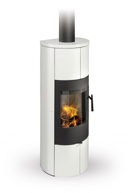 PALEA 01 A ceramic - fireplace stove