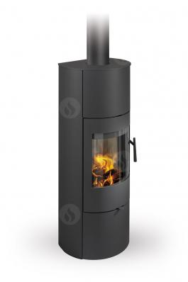 PALEA 03 A steel - fireplace stove