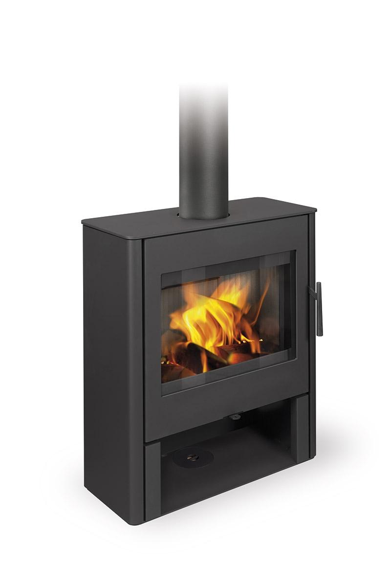 Salem 03 Steel Romotop Fireplace Stove Romotop