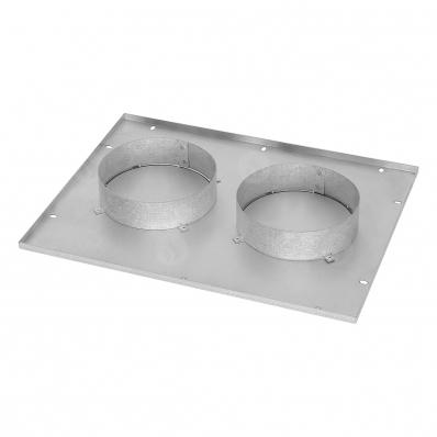CONVECTION COVER for HEAT U 2g L 42.52.70.21 fireplace insert