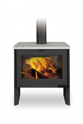 RIANO 03 serpentine - fireplace stove