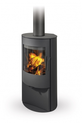 ALPERA E03 steel - fireplace stove