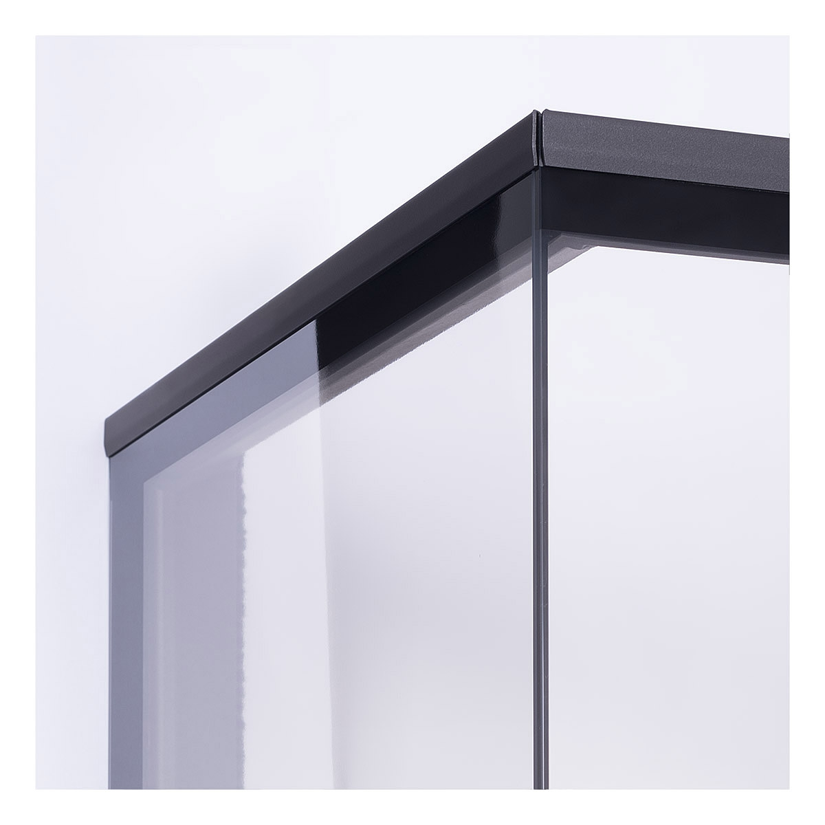 HEAT C 3g L 80.52.31.01(21) - hot-air three-sided fireplace insert with lifting door and bent (split) glazing