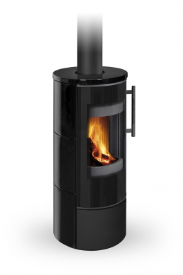 IRUN N 05 ceramic - fireplace stove