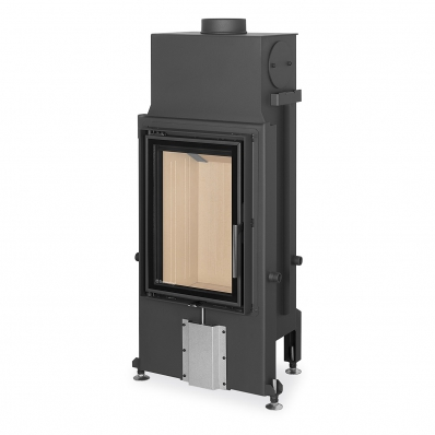 IMPRESSION 2g 42.60.01 - fireplace insert with double glazing
