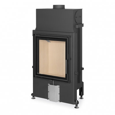 IMPRESSION 2g 55.60.01 - fireplace insert with double glazing