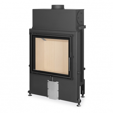 IMPRESSION 2g 67.60.01 - fireplace insert with double glazing
