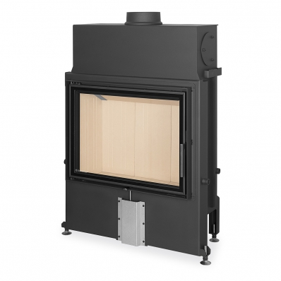 IMPRESSION 2g 80.60.01 - fireplace insert with double glazing