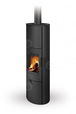 LUGO N 03 A steel - fireplace stove