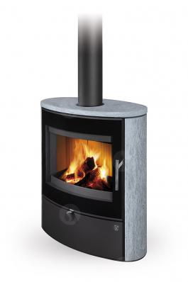 NAVIA G 02 serpentine - fireplace stove