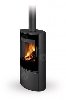OVALIS G 03 steel - fireplace stove