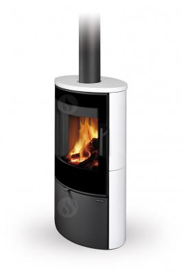 OVALIS G 05 ceramic - fireplace stove