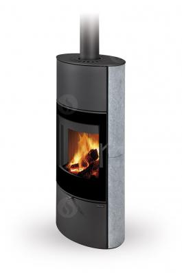 OVALIS G 02 A serpentine - fireplace stove