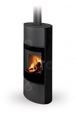 OVALIS G 05 A ceramic - fireplace stove
