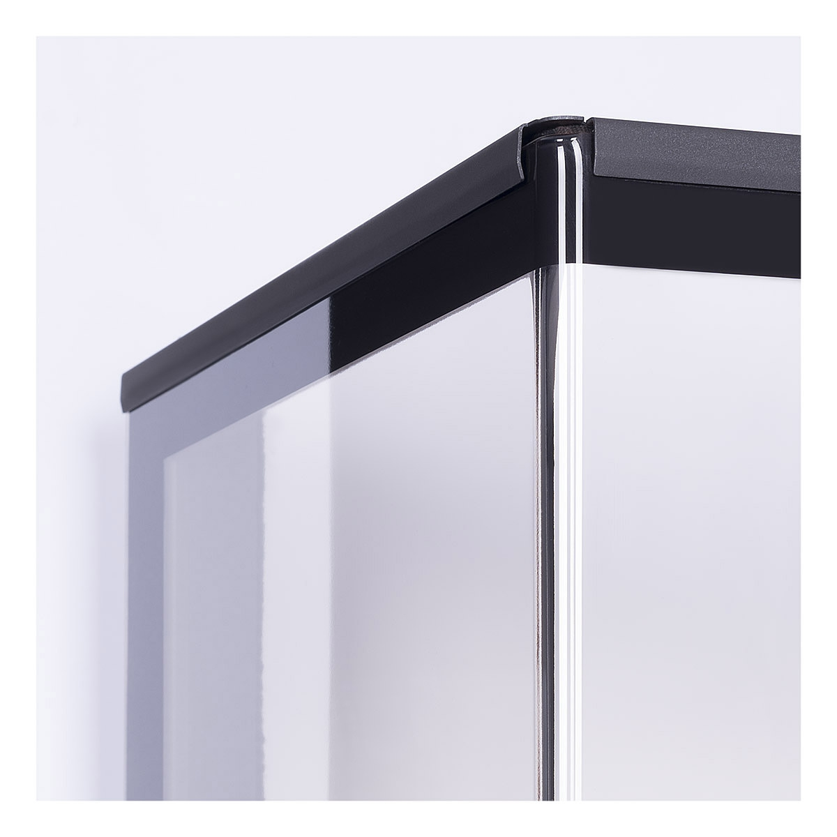 HEAT C 3g L 50.52.31.01(21) - hot-air three-sided fireplace insert with lifting door and bent (split) glazing