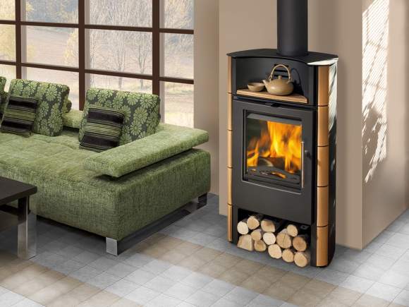 HARO - fireplace stove