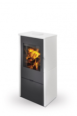 ALPERA F01 ceramic - fireplace stove