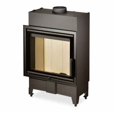 HEAT 2g 59.50.13 - straight fireplace insert