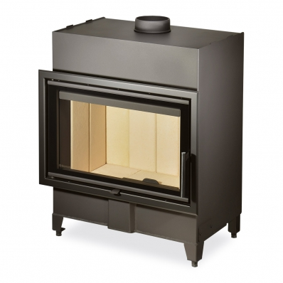 HEAT 2g 70.44.01 - straight fireplace insert