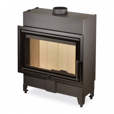 HEAT 2g 70.44.13 - straight fireplace insert