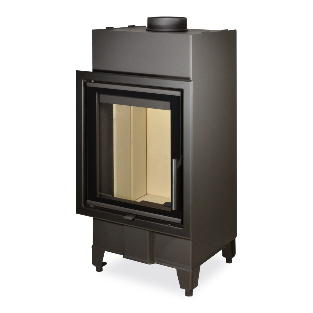 HEAT 2g 42.50.01 - straight fireplace insert