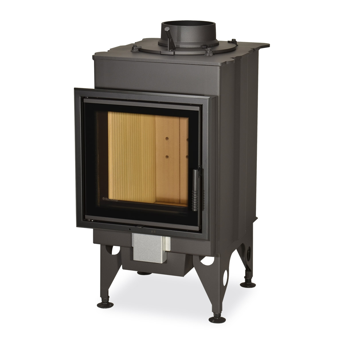 KV 025 N01 - fireplace insert with double glazing