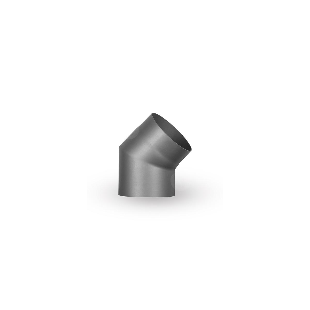 ELBOW TWO-PIECE 150/135/2 mm