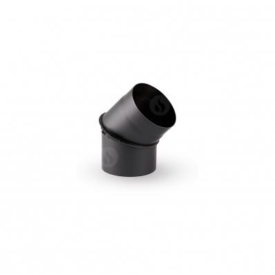 ELBOW TWO-PIECE 180/45°/2mm
