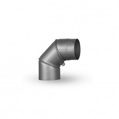 ELBOW ADJUSTABLE 150/2 mm