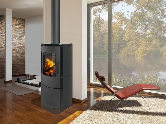 ALPERA G01 ceramic - fireplace stove