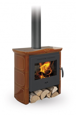 ALTEA - tile stove