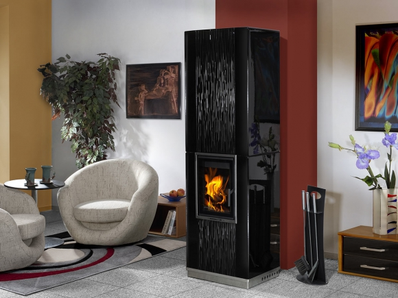 ARONA - accumulation tile stove