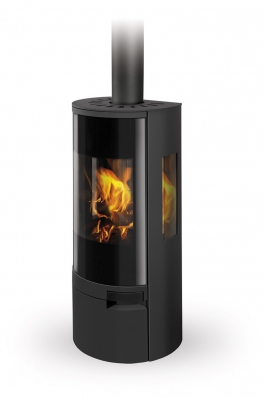 BELO 3S 03 steel - fireplace stove