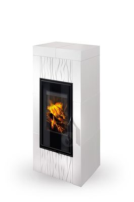 ALINE ceramic - tiled stove