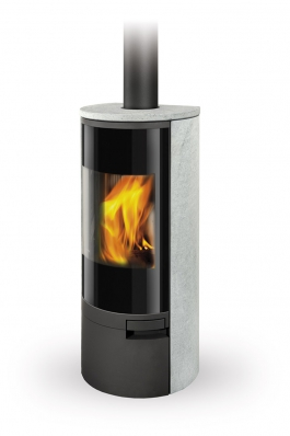 BELORADO 02 serpentine - fireplace stove