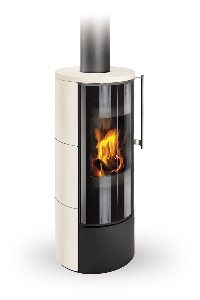 Romotop Fireplace Stove Irun 05 Ceramic Romotop