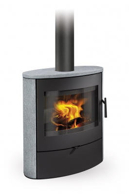 NAVIA 02 serpentine - fireplace stove