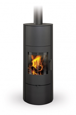 EVORA 03 A steel - fireplace stove