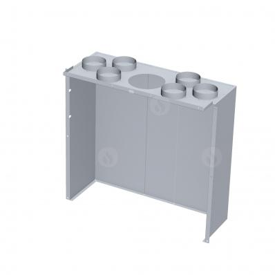 CONVECTION COVER for HEAT 3g L 88.50.01 fireplace insert