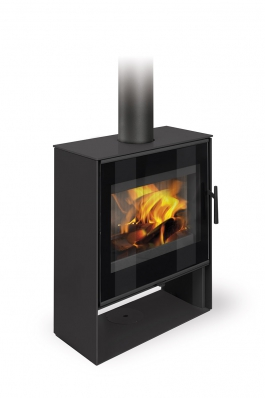ALEDO 03 steel - fireplace stove