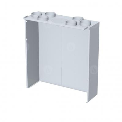 CONVECTION COVER for HEAT 3g L 88.66.01 fireplace insert