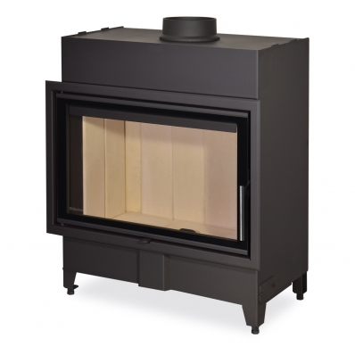 HEAT 2g 80.50.01 - straight fireplace insert