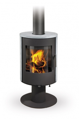 EVORA T 02 serpentine - fireplace stove